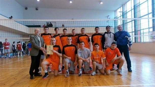 15.03.2017 - Финал на волейболните игри за 8 – 10 клас