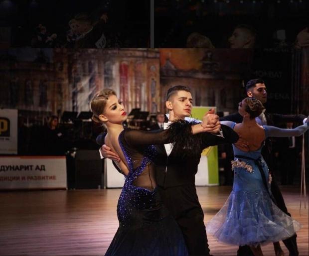 "Международния турнир по спортни танци ""WDSF World open Ruse"""