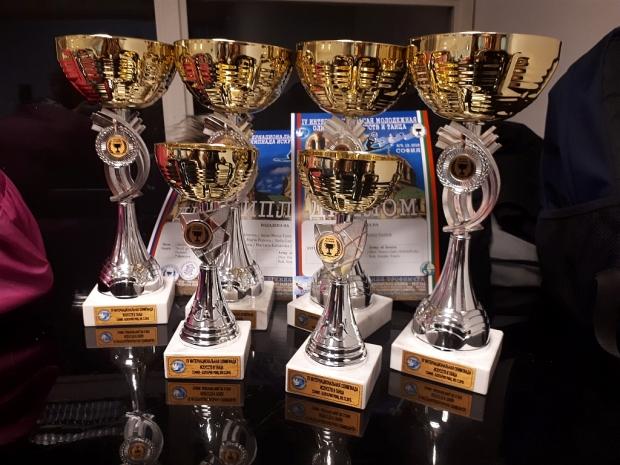 Многобройни  отличия  за  балетна  формация  Дива  Денс  при  ОДК