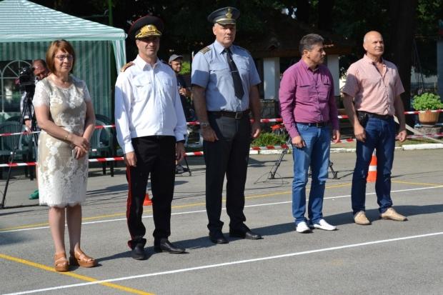 """Успех на първия турнир по пожароприложен спорт за Купа """"Севтополис""""!"""