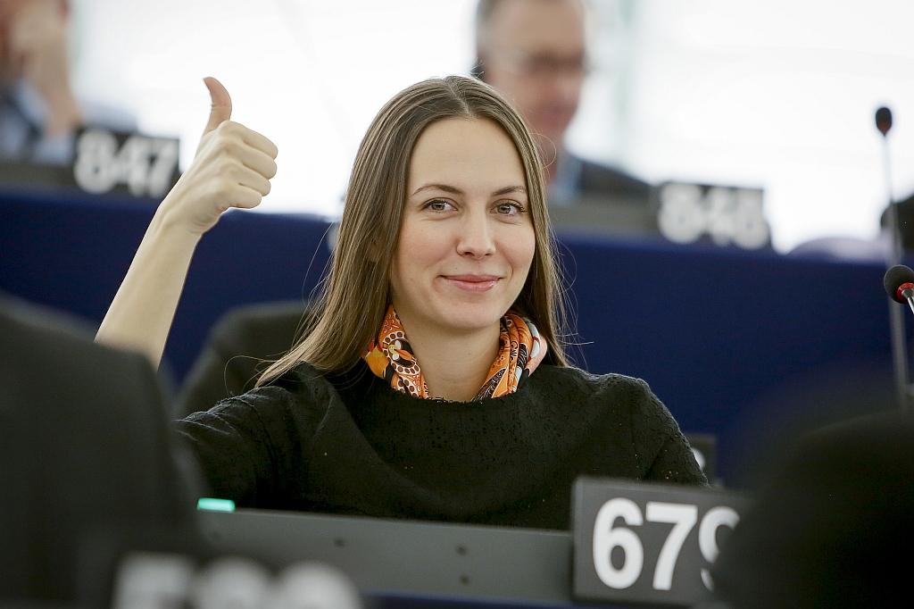 Избраха евродепутатът от ГЕРБ/ЕНП Ева Майдел за координатор на групата на ЕНП в комисията за развитие на технологиите