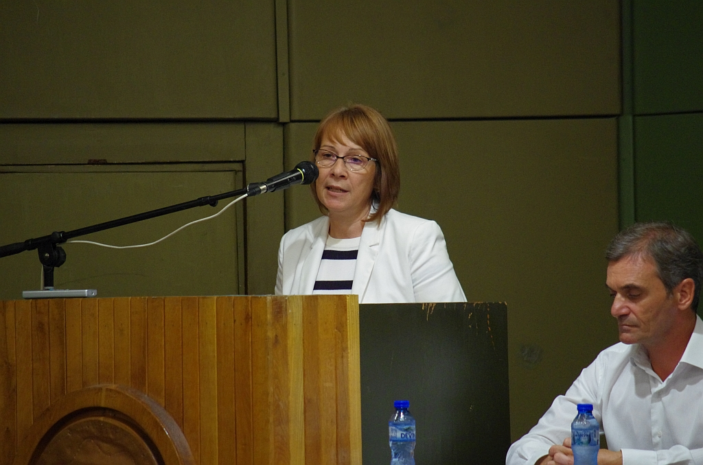 Кметът на Казанлък номинирана за трети мандат