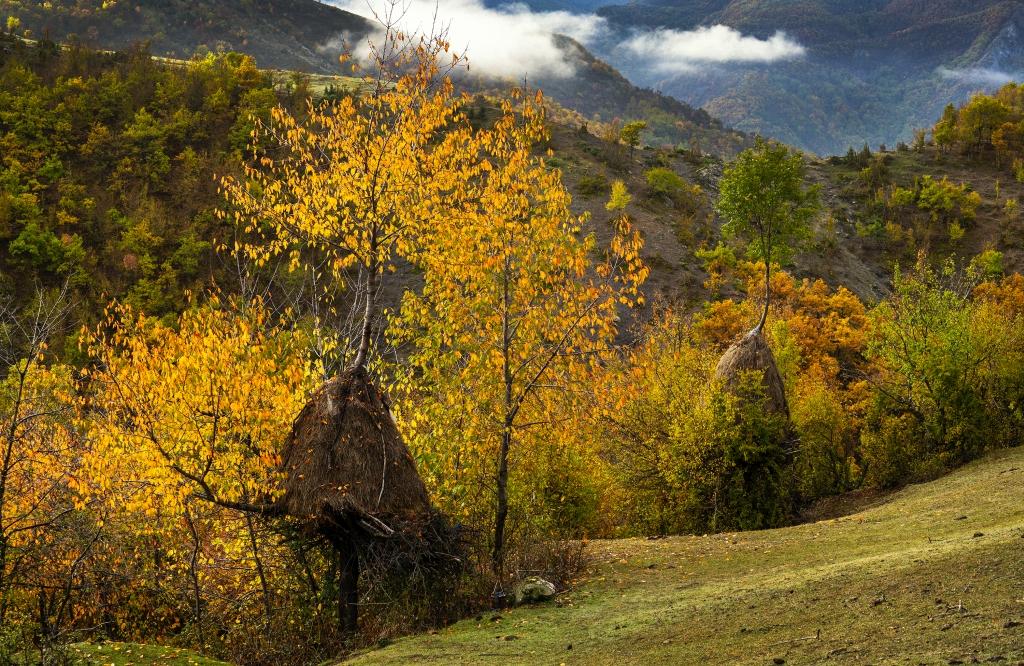 Ахрида – усещане за есен